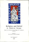 kaftafbeelding Religion and Belief in Medieval Europe